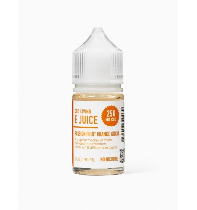 E-Liquide 250MG – Passion Fruit Orange Guava