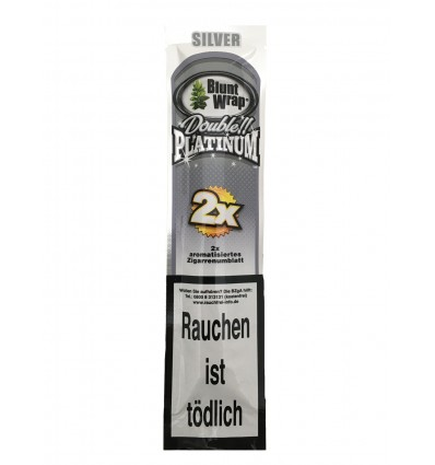 Blunt Silver