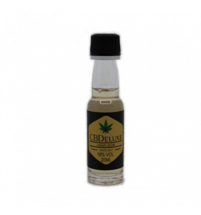 CBDeluxe Hemp Liqueur (20ml)