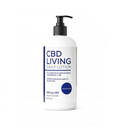 Living Cbd Lotion