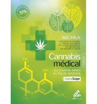 Cannabis Médical de poche Michka