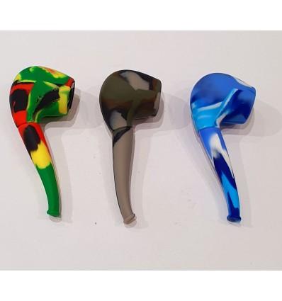 Pipe en silicone